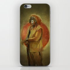 Master O. iPhone & iPod Skin