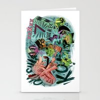 Scott Pilgrim, Fan Art Stationery Cards