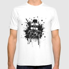 GuessWho? *remastered* White SMALL Mens Fitted Tee