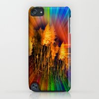 iPod Touch Cases featuring autumn impression by Walter Zettl