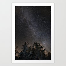 Andromeda Galaxy, Perseu… Art Print