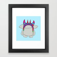 Chullo Framed Art Print