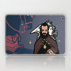 Black Magic #1 Laptop & iPad Skin