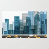Cityscape Rug