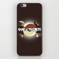 Game Of Trainers iPhone & iPod Skin