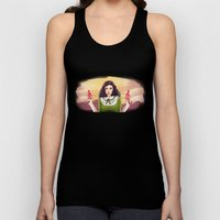 The Good, The Bad, & The Squirter Unisex Tank Top