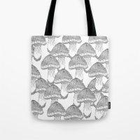 Mushrooms Festival Tote Bag