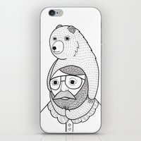 On How Baby Bears Are Of… iPhone & iPod Skin