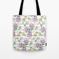 Colorful Cuties Tote Bag