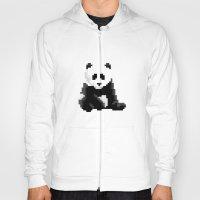 Pixel Panda Hoody