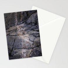 desert rocks Stationery Cards