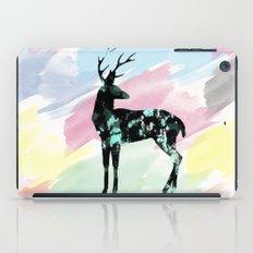 Abstract Deer iPad Case