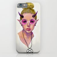 Monster Girl #3 iPhone 6 Slim Case