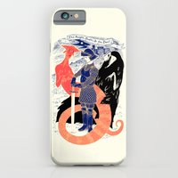 The Knight, Death, & the Devil iPhone 6 Slim Case
