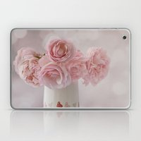 Love Hearts And Roses Laptop & iPad Skin