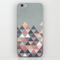 Nordic Combination IV iPhone & iPod Skin