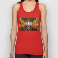 Grand Central Station Unisex Tank Top