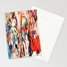 Veins turn into roots Stationery Cards