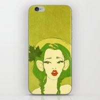 Selfie Girl_10 iPhone & iPod Skin
