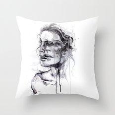 Tremore Throw Pillow