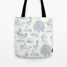 Shire Toile Tote Bag