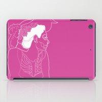 Catrina 2 iPad Case