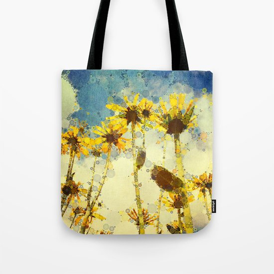 Her Thoughts Were Happy and So Was Her Life Tote Bag