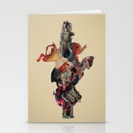 Totem (for The Soul Of A… Stationery Cards