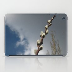 The willow and the Blue Sky iPad Case