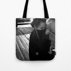 Free As A Caged Bird Tote Bag
