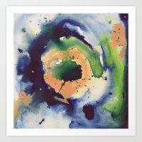 #127 Art Print