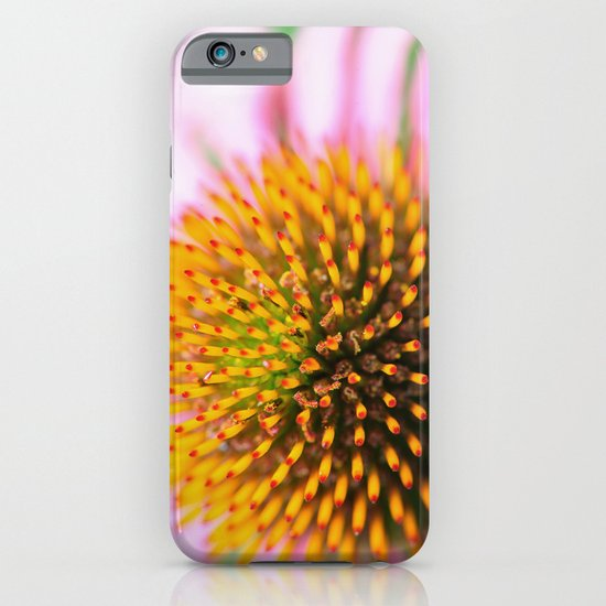 Coneflower iPhone & iPod Case