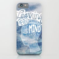 iPhone & iPod Case featuring Learning by BTP Designs