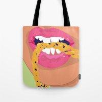 ChainGirl Tote Bag