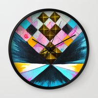 The Void. Wall Clock