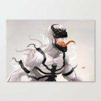 Antivenom 2 Canvas Print
