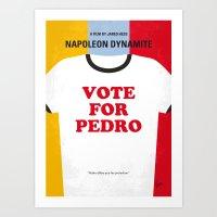 No430 My Napoleon Dynami… Art Print
