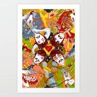 Sgt. Pepper's Lonely Hea… Art Print