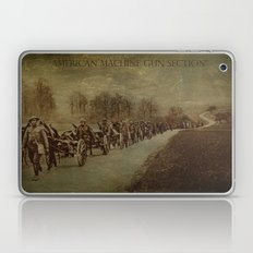 American Machine Gun Section Laptop & iPad Skin
