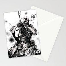 black&white Stationery Cards