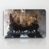 Piandemonium - Piano Rorschach iPad Case