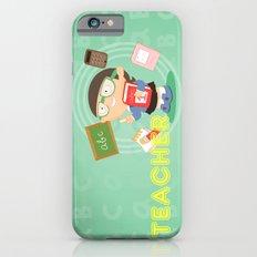 teacher Slim Case iPhone 6s