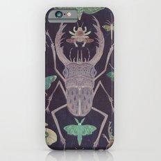 Entomologist's Wish (The Neon Version) iPhone 6 Slim Case