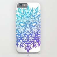 Heart Of A Lion iPhone 6 Slim Case