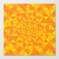 Pattern Series 067 Canvas Print