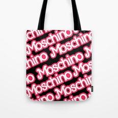 Moschino Everything Black Tote Bag