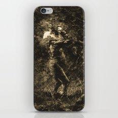 KING LEAR iPhone & iPod Skin