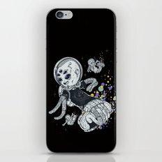SKATE INVADERS iPhone & iPod Skin