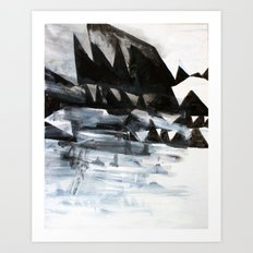 Variations 2 Art Print
