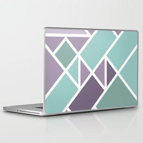 Shapes 006 Laptop & iPad Skin
